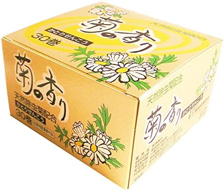 天然除虫菊配合 菊の香り
