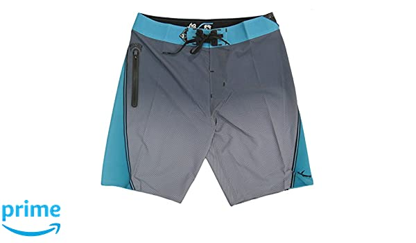 2b3c09f50d8 Amazon.com: Lost Mens Black Dart Fade Cs Boardshorts 31 Silver: Clothing