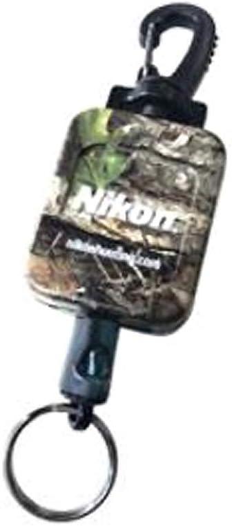 Nikon Retractable Rangefinder Tether Black 8172