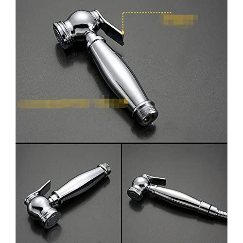 All copper body bidet/Gun Set/Toilet flusher nozzle/Bidet/Toilet companion gun-D on sale