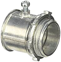 Halex 12110 1-Inch EMT Set-Srew Connector