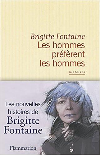 Brigitte Fontaine - Les hommes préfèrent les hommes sur Bookys