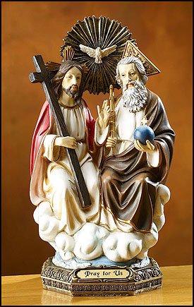 Holy Trinity Statue (Holy Trinity Statue)
