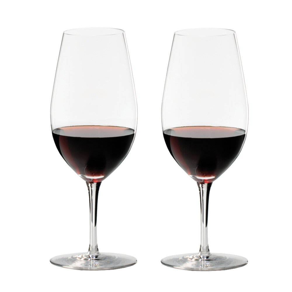 Riedel Sommeliers Value Set, Set of 2, Vintage Port, Red Wine Glass, High Quality Glass, 250 ml, 2440/60 Bayerische Glaswerke