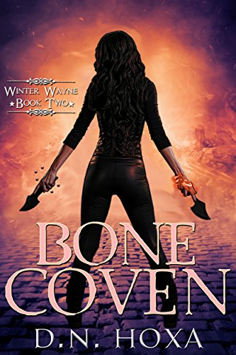 - Bone Coven (Winter Wayne Book 2)