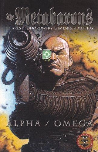 The Metabarons: Alpha/Omega
