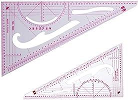 Herramientas de costura - Regla métrica de estilo francés para ...