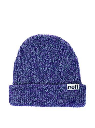 NEFF Heather Fold Cuffed Beanie Unisex Best Soft Winter Hat Cap -