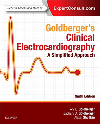 Goldberger's Clinical Electrocardiography: A Simplified Approach by Elsevier