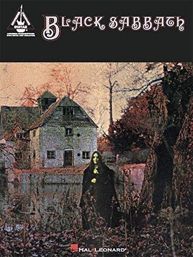 Sabbath Guitar Black (Black Sabbath)