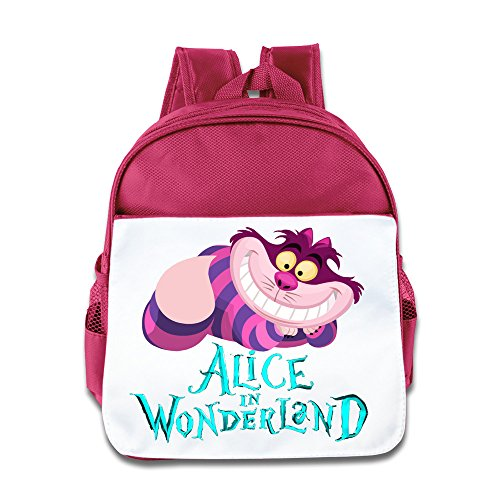 Alice In Wonderland Cheshire Cat Kids Backpack (Cheshire Cat Costumes 2016)