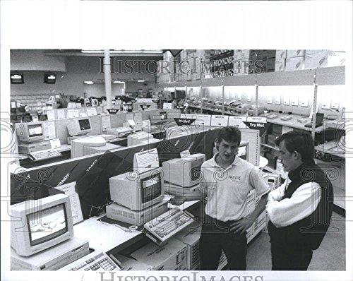 1992 Press Photo Computer - RRS92647