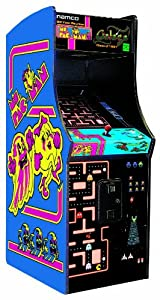 Amazon Com Ms Pac Man Galaga Class Of 1981 Arcade