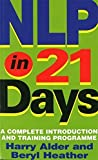 img - for Nlp in 21 Days by Harry Alder (2000-11-03) book / textbook / text book