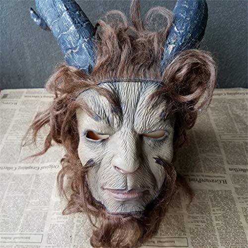 JGBHPNYX Beast Mask Party Bar Halloween Animal Headgear