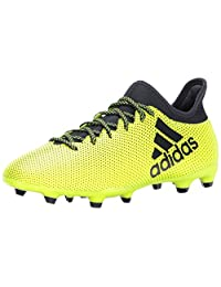 adidas Men's X 17.3 Firm Ground Soccer Shoes