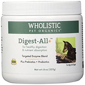 Wholistic Pet Digest-All Plus Supplement, 8 oz