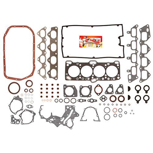 Fits 93-99 Eagle Mitsubishi Plymouth 2.0 DOHC Turbo 4G63 / 4G63T 2G 3G Full Gasket Set ()