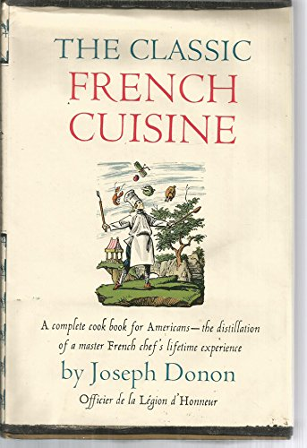 Findersbooks on amazon usa marketplace pulse - French classical cuisine ...
