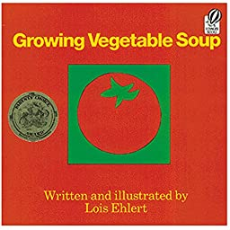 HOUGHTON MIFFLIN GROWING VEGETABLE SOUP (Set of 12)