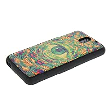 MOONCASE Cute Pattern Flexible Soft Gel Tpu Silicone Skin Slim Back Case Cover For HTC Desire 610