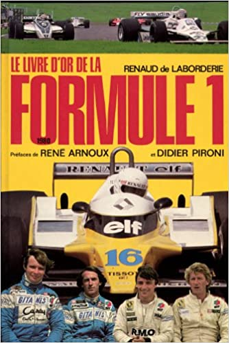 Le livre d'or de la formule 1 pdf ebook