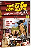 Creature Comforts Complete - Series 3 - In The USA [Import anglais]
