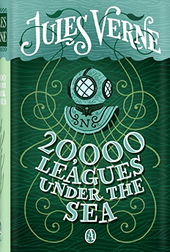 20,000 Leagues Under The Sea by [Verne, Jules ]