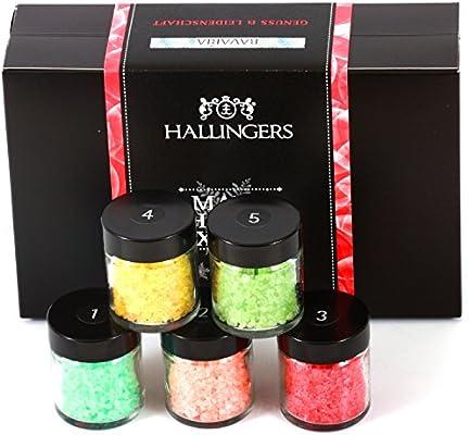 hallingers Sales de baño Mix Muñeco Oh Muñeco – Xmas | Set/MIX | 5 ...