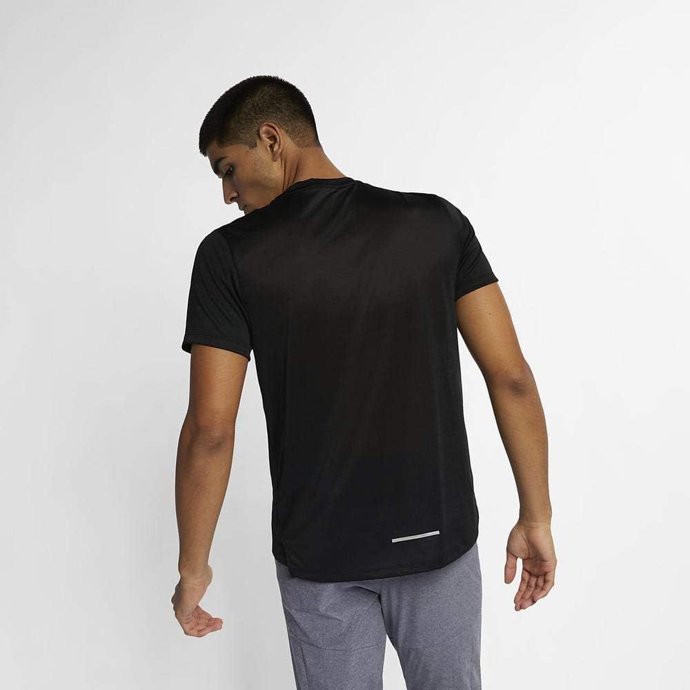 Hombre Desconocido Dri-fit Miler Camiseta