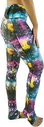 03cbff3fa3 UniqGarb Yoga Pants - Workout Capris - High Waist Workout Leggings for Women  – Non See