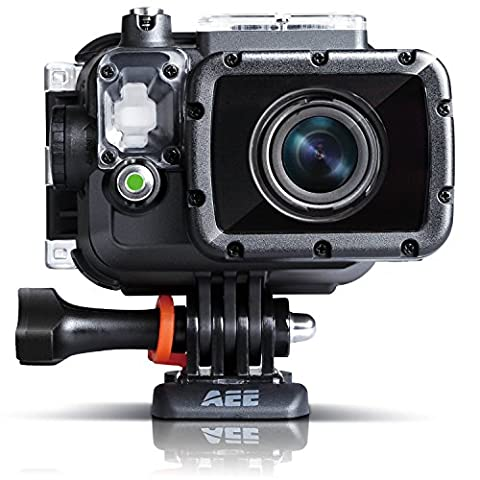 AEE Technology S70 S70AEE Waterproof Video Camera with 10x Digital Zoom with 2-Inch LCD (Black) (Waterproof Camera With Zoom)