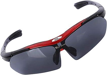 Gafas de Sol Polarizadas para Ciclismo Lentes Unisex UV400 MTB ...