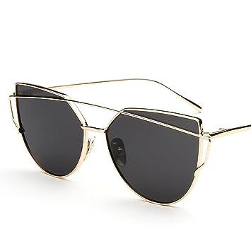ZHIRONG Mode High-Definition polarisierte Licht Sonnenbrille Persönlichkeit Sonnenschutzgläser Outdoor-Reisen Goggle Frauen Sonnenbrillen ( Farbe : 03 ) CcLNygGIvP