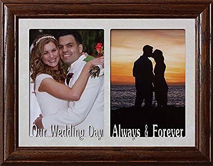 Amazon.com: Día de nuestra boda y Always & Forever ~ doble ...
