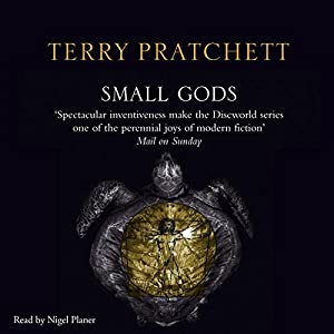 Small Gods Audiobook
