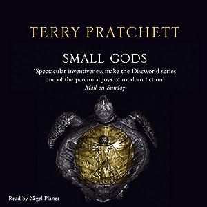 Small Gods Hörbuch