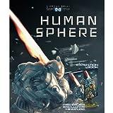 Infinity Human Sphere N3 Rulebook with Druze Hacker Miniature