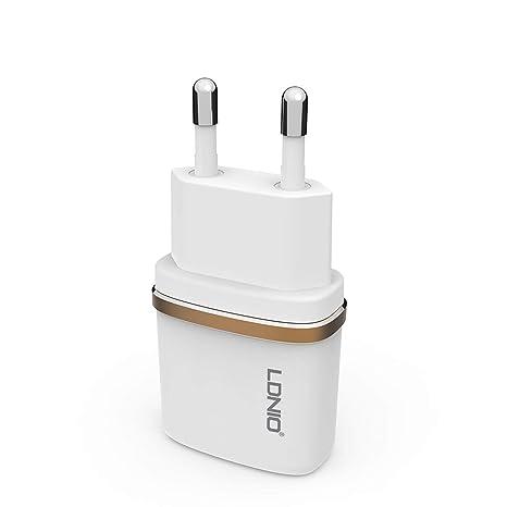 DL-AC50 Un puerto Cargador USB 2.4A Cargador de viaje de ...
