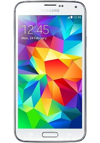 Samsung Galaxy S5 G900H Factory Unlocked Cellphone, Android KitKat 4.4.2 International Version (Unlock Phones Samsung Galaxy)