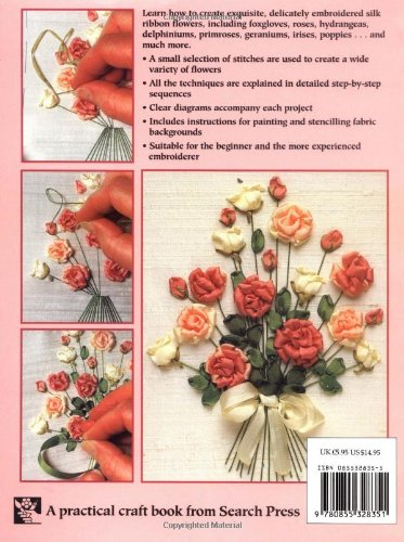 Beginners guide to silk ribbon embroidery ann cox 0787721906100 beginners guide to silk ribbon embroidery ann cox 0787721906100 amazon books mightylinksfo