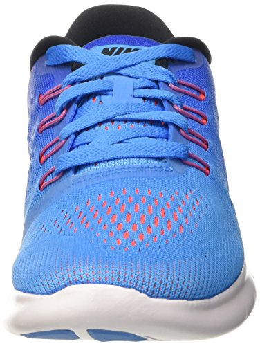 Gratuite Nike Bleu Bleu Rn Chaussures De lueur Noir Wmns Bleu Femmes Coureur Formation RqrAYRw