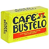 Cafe Bustelo Espresso Coffee, 10 ounce packs (Pack of  06)