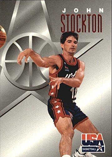 1996 SkyBox USA Texaco #12 John Stockton