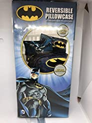 Batman Standard Size Reversible Pillowca...