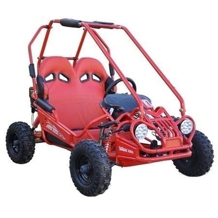 TrailMaster MINI XRX Kart Black