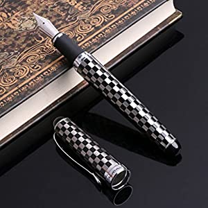Stebcece Fountain Pen, The Executive Edition With Medium Nib and Converter by Feeney Fine Writing Instruments by Stebcece