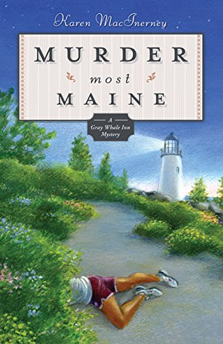 (Murder Most Maine (The Gray Whale Inn Mysteries Book 3))