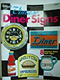 img - for Vintage Diner Signs book / textbook / text book