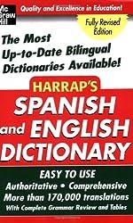Harrap's Spanish and English Dictionary (Harrap's Dictionaries)